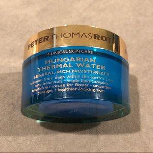 Peter Thomas Roth Hungarian thermal water